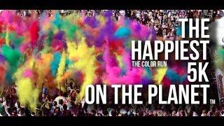 Padang Color Run @GOR H  Agus Salim 2015