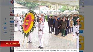 Truyền hình VOA 17/1/20: Thực hư việc 'nhân dân xã Đồng Tâm' viếng 3 công an tử vong