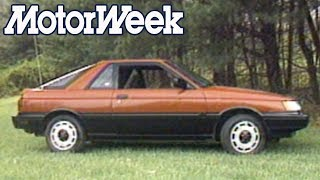 1987 Nissan Sentra SE | Retro Review