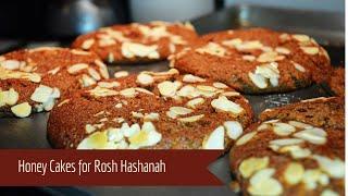 Honey Cakes For Rosh Hashanah