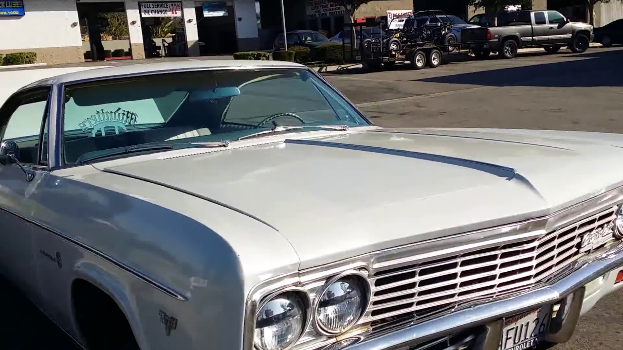 "1964 Impala testing the Hydraulics on ""Midnight Rush ... |Impala Hydraulics"