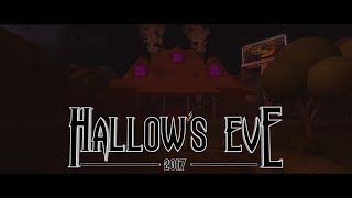 Roblox Hallow's Eve 2017: A Tale of Lost Souls - All potions