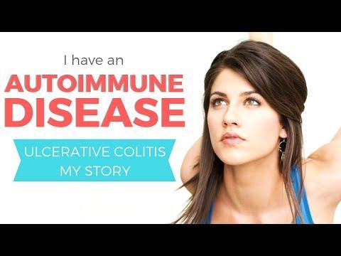 My Ulcerative Colitis Background