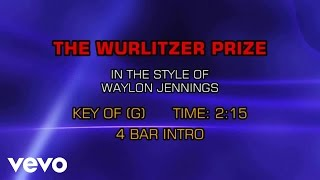 Watch Waylon Jennings Wurlitzer Prize i Dont Want To Get Over You video