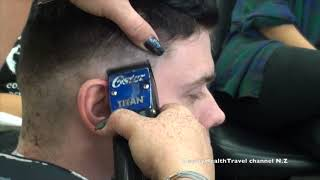Clipper cut bald fade for beginners