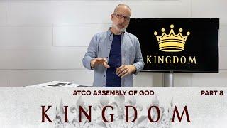 Sunday Service: February 21, 2021 - Kingdom of God - Part 8 - Wisdom 1