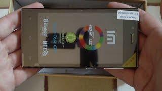 iM M3+ - Smartphone Android 4.3 pas cher pourri ! - Faux Xiaomi Mi3
