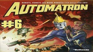 Прохождение Fallout 4 Automatron 6