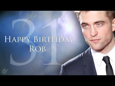A thousand years - Happy 31 Birthday Robert Pattinson