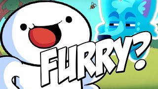 Is TheOdd1sOut a Furry?