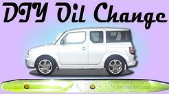 Oil Change: Honda Element | Oil & Filter Change | DIY | How-to | Easy