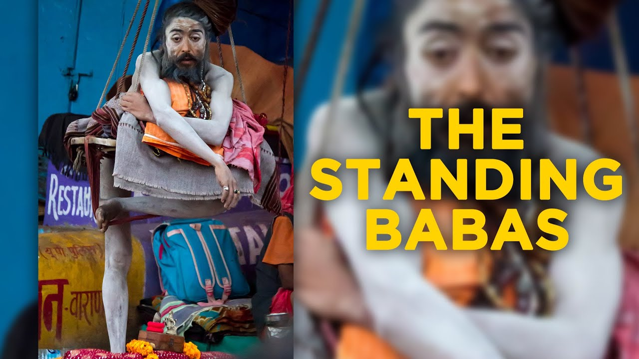 Culture Shock The Standing Babas Travel With Shenaz