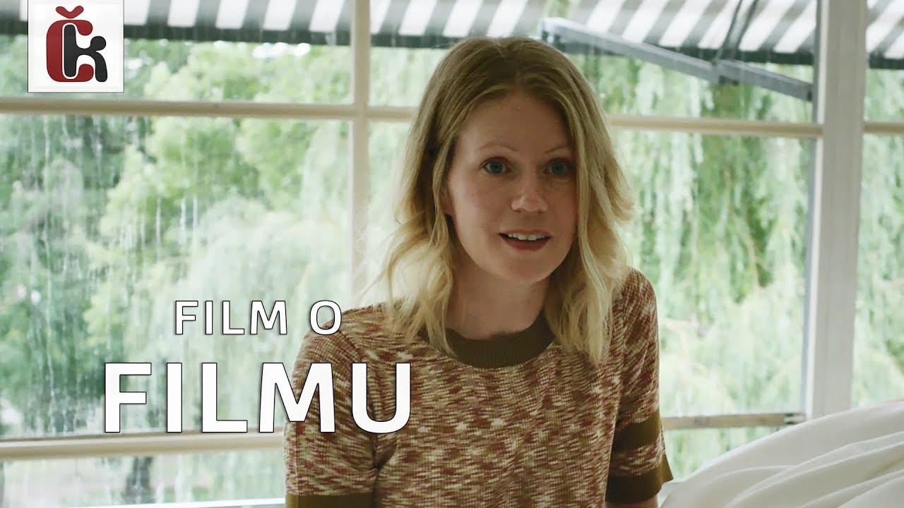 Skleněný pokoj (2019) - Film o filmu / Carice van Houten, Hanna Alström