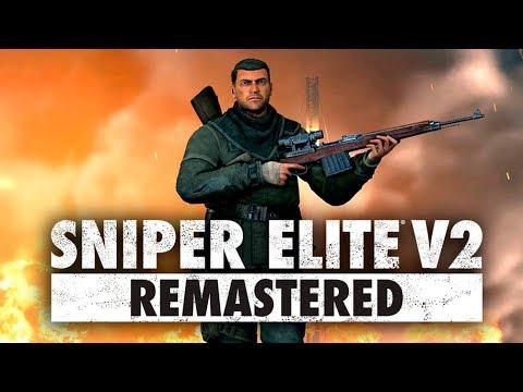 Обзор Sniper Elite 2: Remastered - ЧТО ЖЕ ИЗМЕНИЛОСЬ? КАК ИЗМЕНИЛАСЬ ИГРА? (Обновлённая версия)