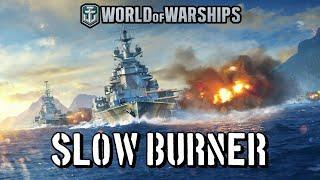 World of Warships - Slow Burner
