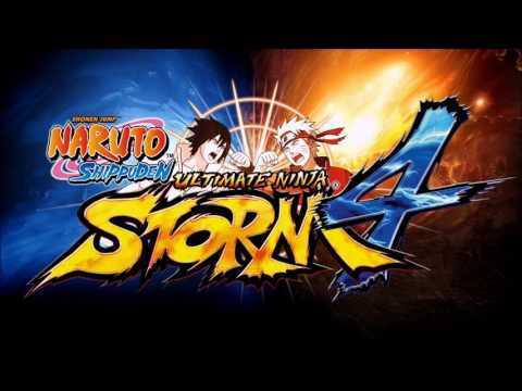 NARUTO SHIPPUDEN : Ultimate Ninja Storm 4 OST - Naruto VS Sasuke Part 2 Theme