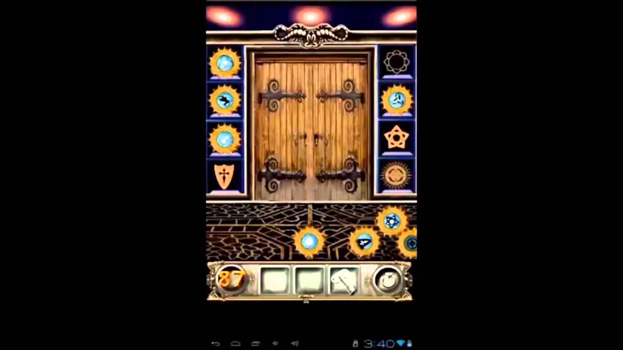 100 Doors Floors Escape Level 87 Walkthrough Youtube
