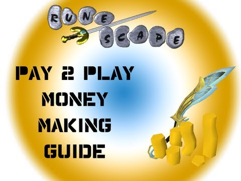 Runescape P2P: Money Making Guide 3mil-5mil Per 5 Minutes 2013