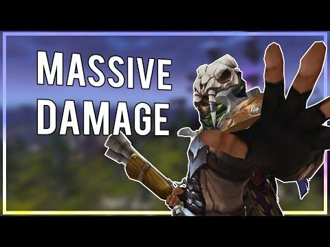 MASS DAMAGE - (Marksmanship  Hunter PvP) Warlords of Draenor 6.2.3