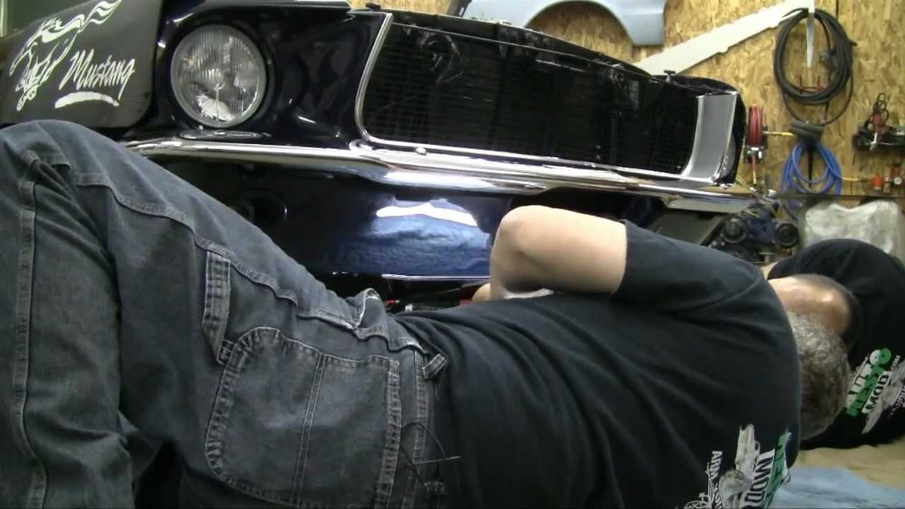 Episode 49 grille and valance install autorestomod31f4v youtube publicscrutiny Image collections