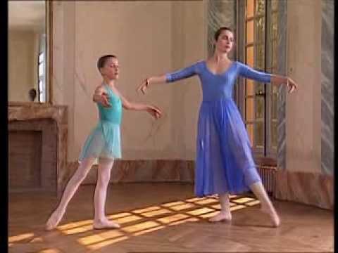 Apprendre les bases de la danse classique