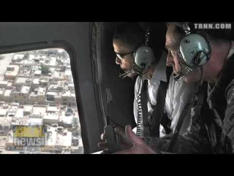 Petraeus versus the President?
