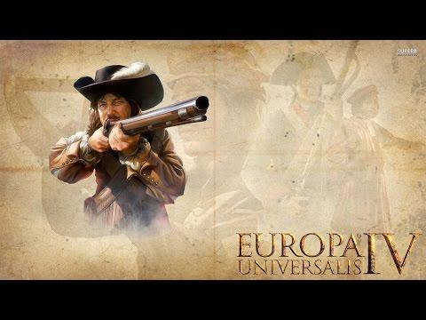 Europa Universalis IV: Португалия. Georgia on my Mind