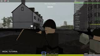 2nd World War in the game Roblox odc. 1