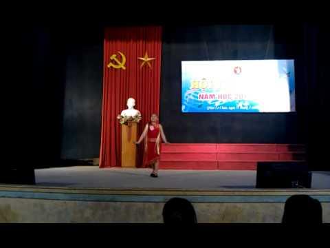Sơn Ca 2013 - Khánh Vân - Mái trường Tây Nguyên