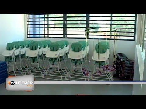 Geraldo Alckmin inaugura escola em Rio Preto
