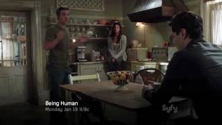 Being Human US Season 2 Temptation is A Beast Trailer