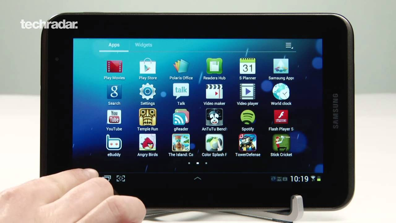 samsung galaxy tab 2 7 0 review price specs release youtube