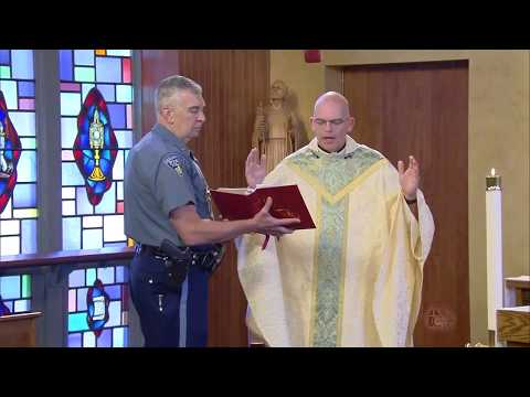 CatholicTV Mass: 5/18/18 | 7th Friday of Easter