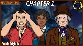 Criminal Case: Mysteries of the Past Case #4 - A Murder Carol - Chapter 1
