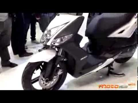 eicma13 kymco agility 16 125 200i youtube. Black Bedroom Furniture Sets. Home Design Ideas
