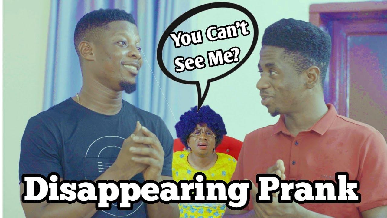 DISAPPEARING PRANK ON MY MUM |  | MC Shem Comedian