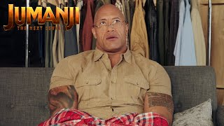 JUMANJI: THE NEXT LEVEL - Comedy Central
