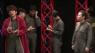 コント「再結成」【 U-1グランプリ ジョビジョバ 】2014年