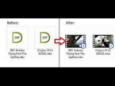 How To Enable All Format Thumbnail In Windows 7 ,8 , 10 By Icaros