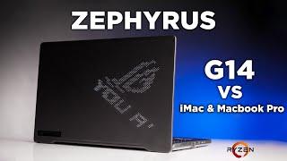 ASUS Zephyrus G14 | AMD Ryzen 9 | Full Review