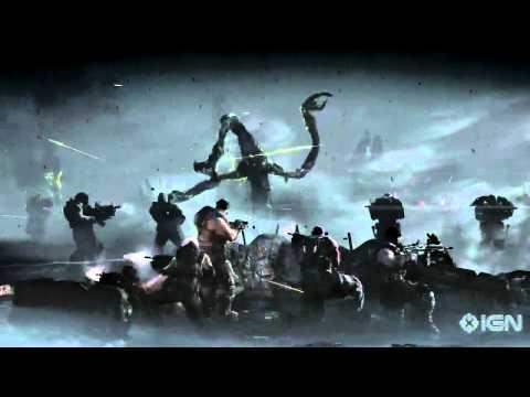 Gears of War 3 Trailer Music Video - Bernarda