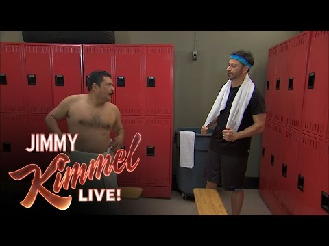 Thumbnail: Locker Room Talk with Jimmy Kimmel and Guillermo