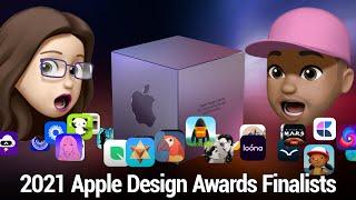 2021 Apple Design Awards Finalists - Little Orpheus, Wonderbox, CARROT Weather, Genshin Impact