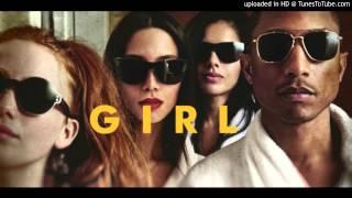 Pharrell ft Daft Punk - Gust Of Wind (HQ)