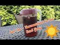 Sun Tea twinnings Earl Grey - unsweetened ice tea | recipe
