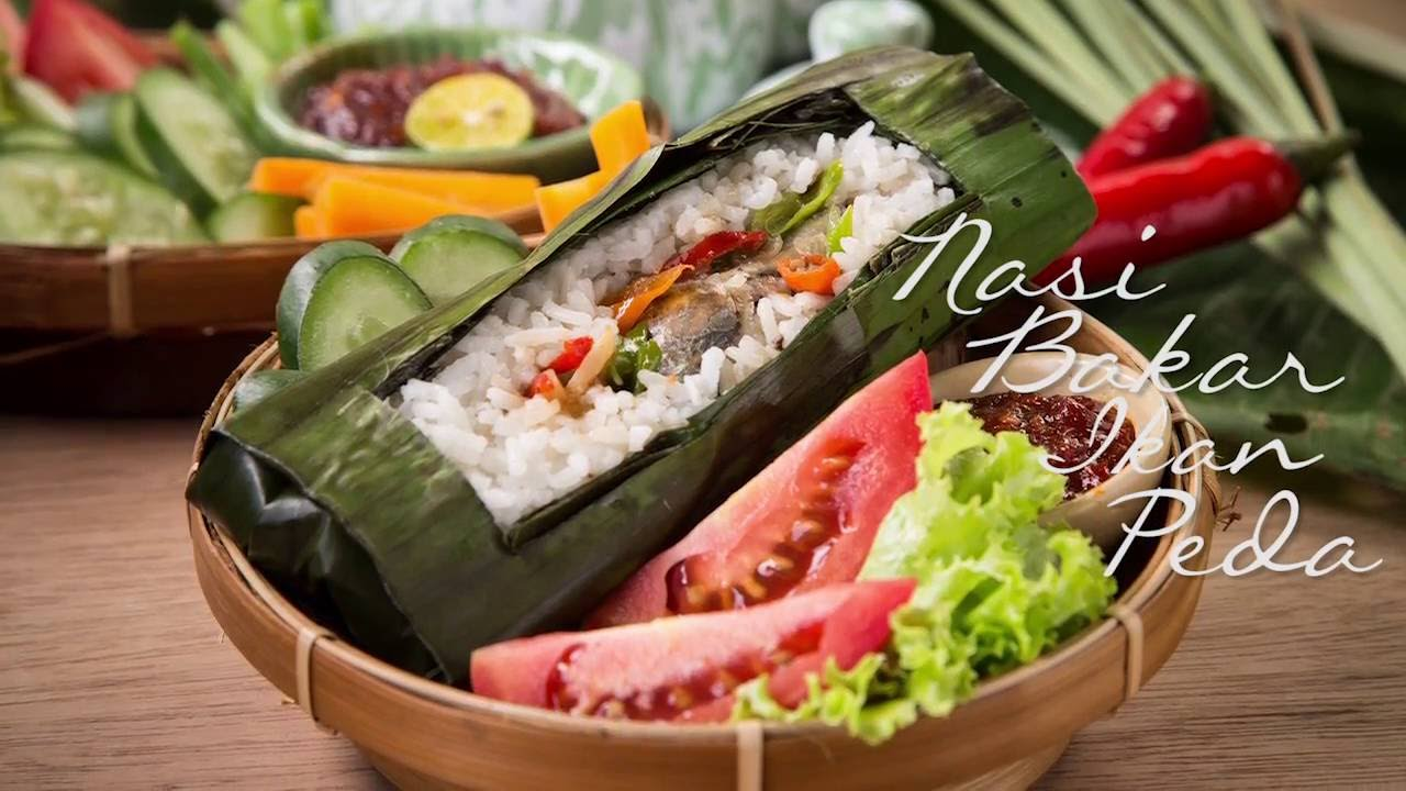 Resep Nasi Bakar Ikan Peda Youtube