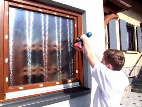 easyfenster aluverkleidung fenstersanierung fensterverkleidung montage teil 1 youtube. Black Bedroom Furniture Sets. Home Design Ideas