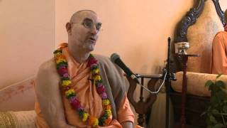 2009.06.20. Introduction Lecture by H.H. Bhaktividya Purna Swami - Riga, LATVIA