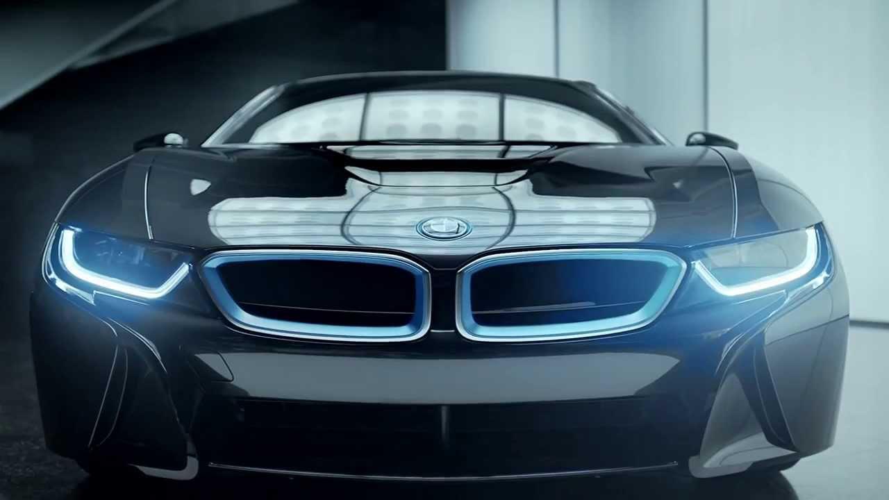 Новый BMW i8 - YouTube