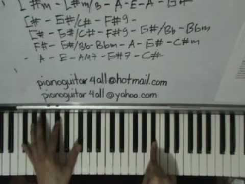 Only Hope Mandy Moore Part 2 Piano Tutorial Youtube